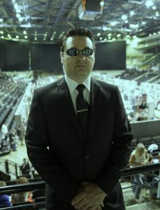 Agent Matrix Cosplay