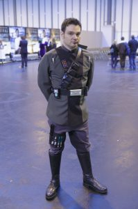 Imperial Agent Cosplay
